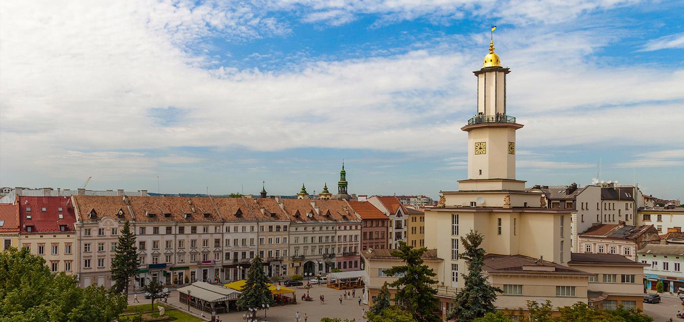 Ivano Frankivsk University is ideal for International Students