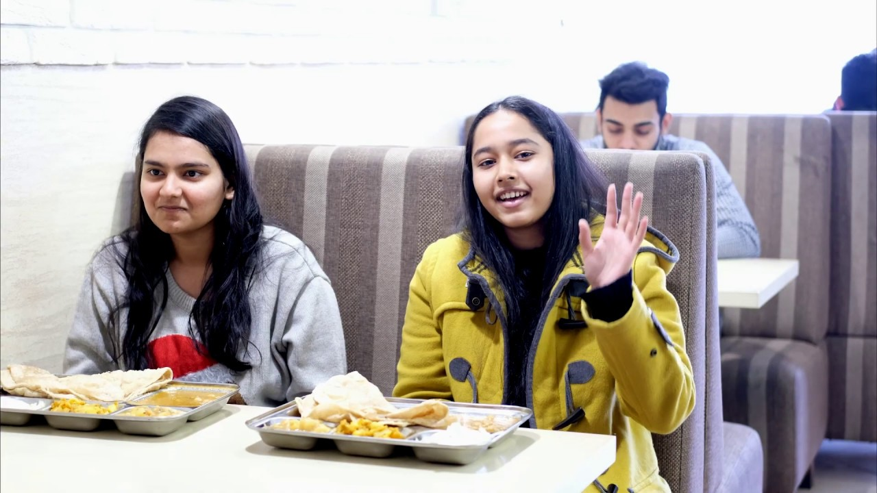 Best food facility and student life at IFMNU