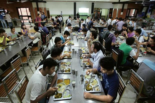 Hostel and Food