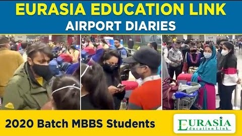 Ivano Frankivsk National Medical University, Ukraine - Airport Diaries 2020 | Eurasia Education Link