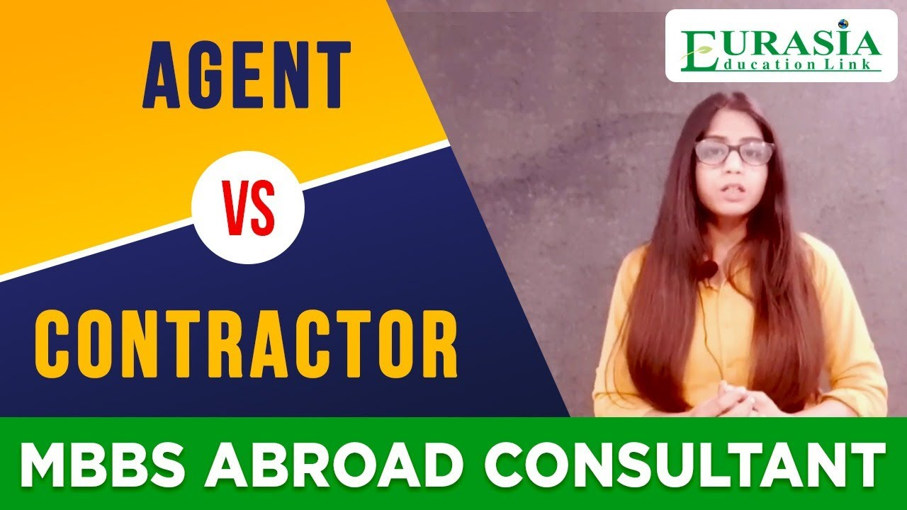 Agent Vs Contractor - Get to know the Difference- Direct Contractor And Partner of Best Universities Image