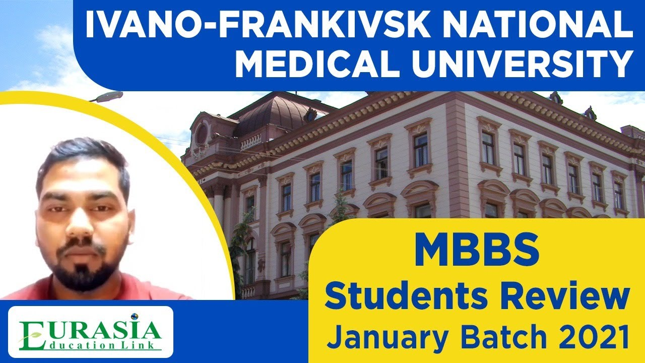 Ivano-Frankivsk National Medical University - Ukraine-Student Review-MBBS January Batch 2021 Image