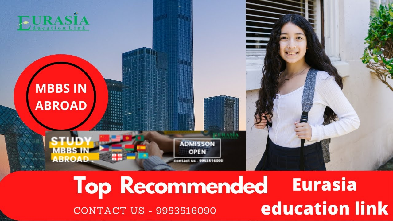 MBBS in abroad for Indian students at low cost @Eurasia Education link Golden opportunity Image